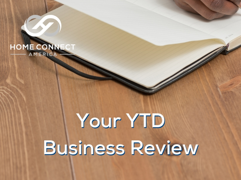 Your YTD Review & Business Planning for 2019!