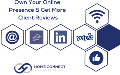 Own Your Online Presence & Get More Client Reviews