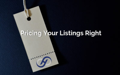 Pricing Your Listings Right