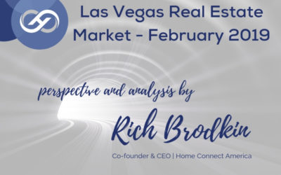 Las Vegas Real Estate Market – February 2019