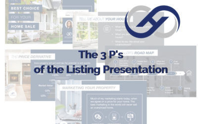The 3 P's of the Listing Presentation