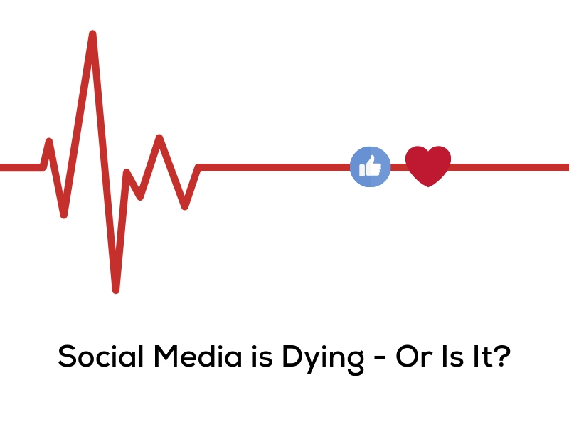 Social Media is Dying - Or Is It? Home Connect America