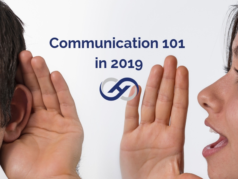 Home Connect America - Communication 101