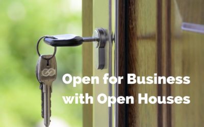 Open for Business with Open Houses