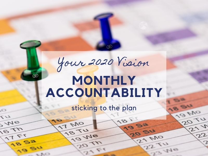 Monthly Accountability