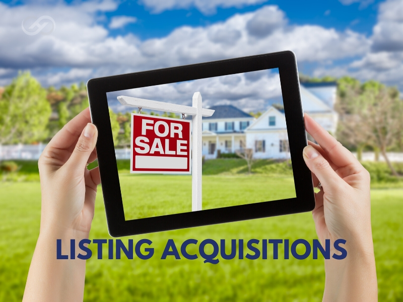 Listing Acquisitions